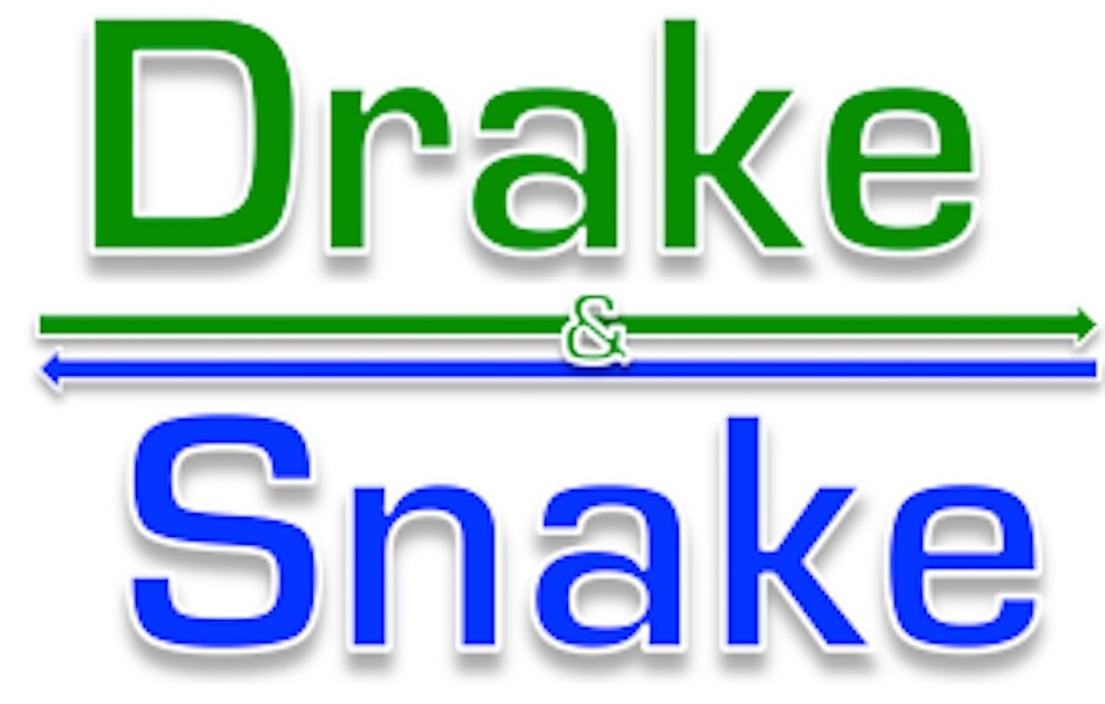 Drake&Snake by rrc105
