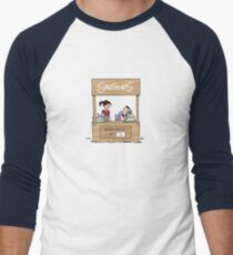 Redbubble is IN Men's Baseball ¾ T-Shirt