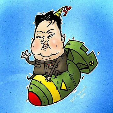 Kim Jong-FUN by MattHercock1