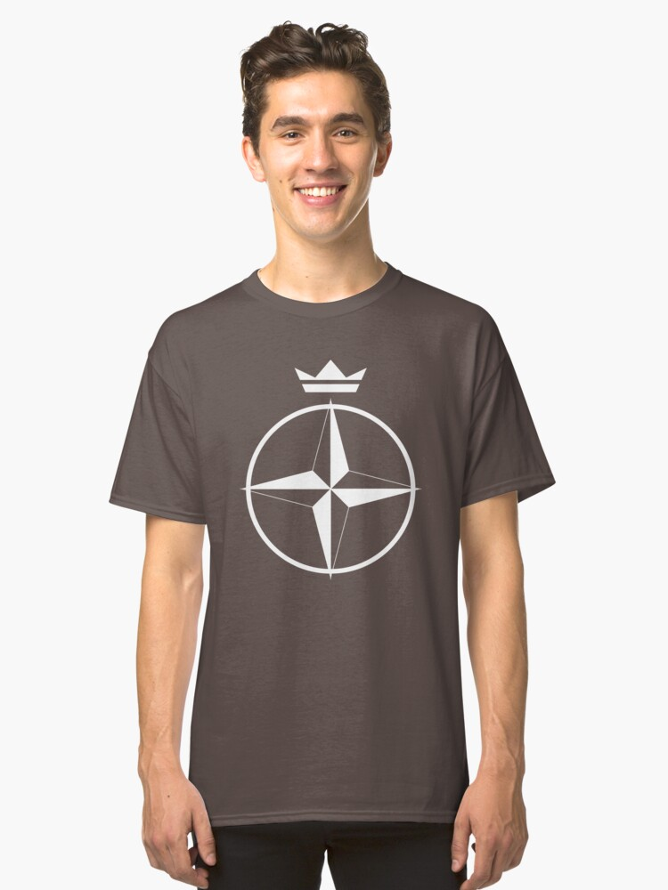 King in the North Classic T-Shirt Front