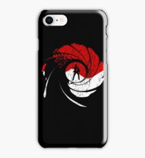 James Bond Iconography iPhone Case/Skin
