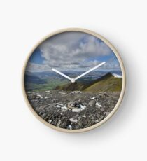 The Lake District: Blencathra Summit Clock