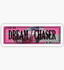 Car Slap - DREAM CHASER [[[Pink Kaido Style]]] Sticker