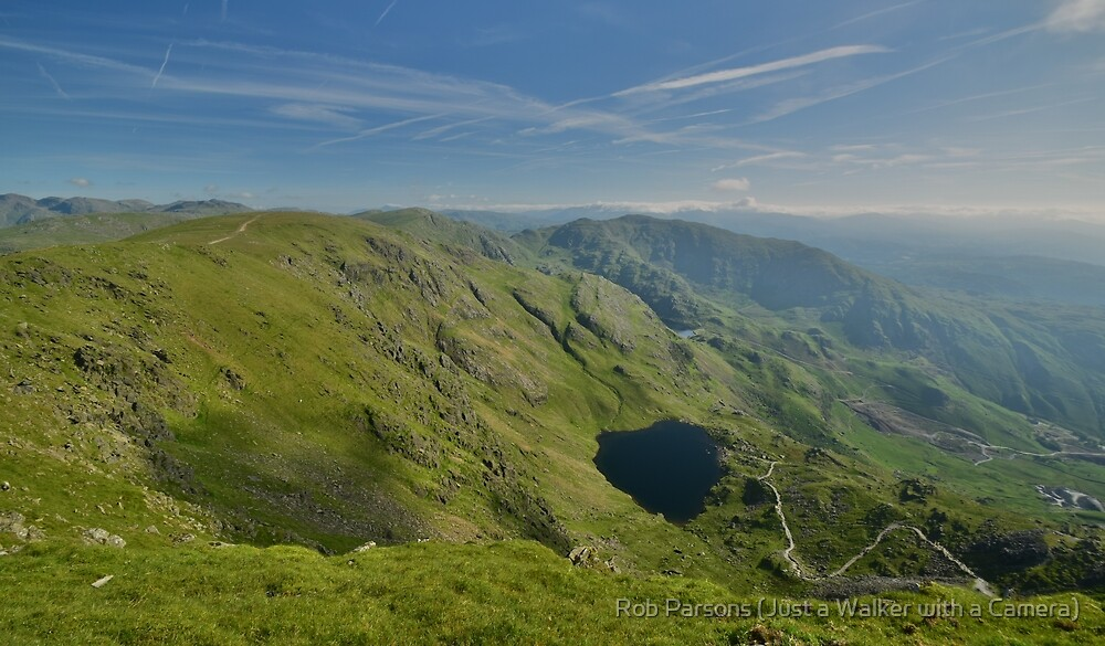 The Lake District: Coniston Views by Rob Parsons (AKA Just a Walker with a Camera)