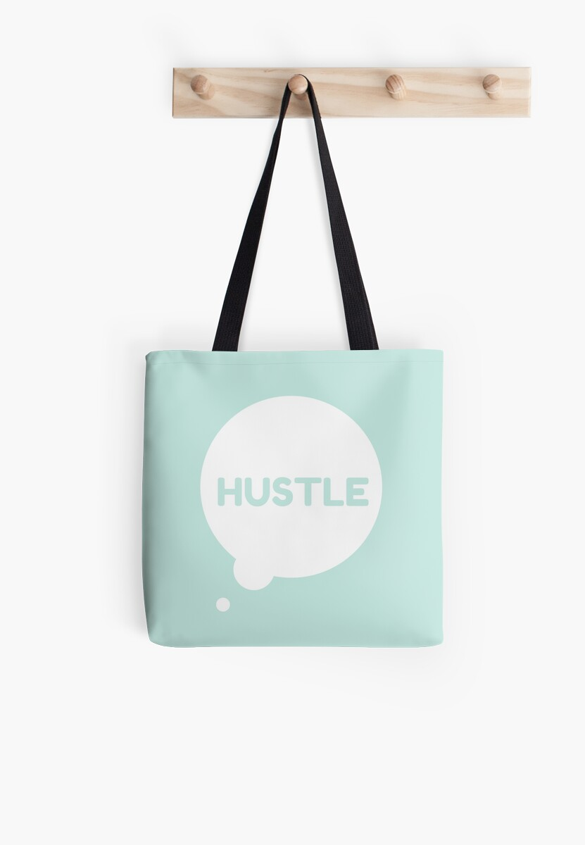 Hustle (Mint) by vehrie