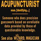 ACUPUNCTURIST DEFINITION by Avarwilima
