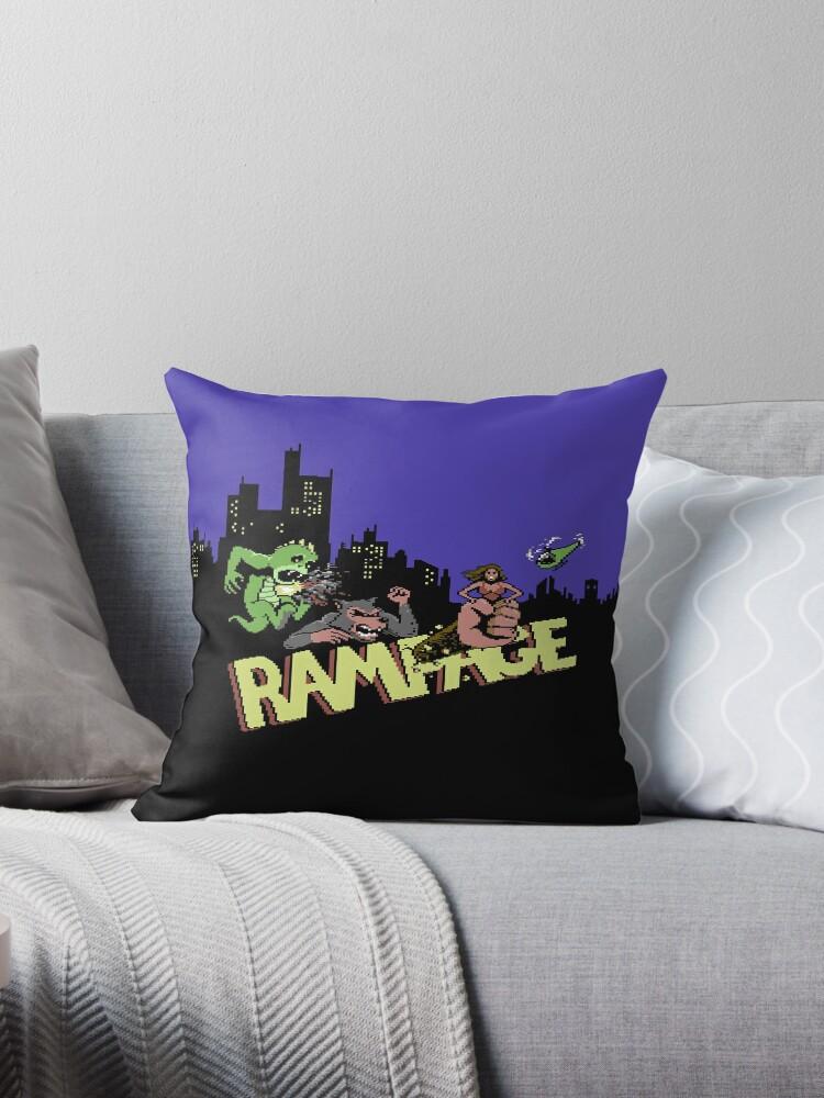 Rampage by idaspark