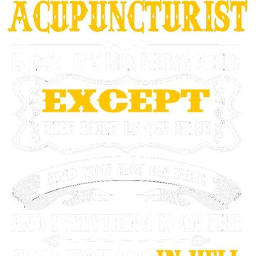 ACUPUNCTURIST EXCEPT MUCH COOLER by Avarwilima
