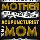 ACUPUNCTURIST MOTHER by Avarwilima