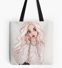 Dove Cameron Tote Bag