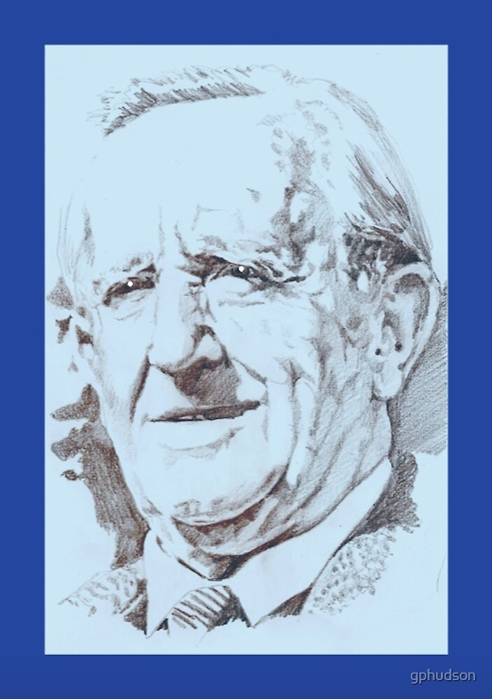 Tolkien (blue) by gphudson