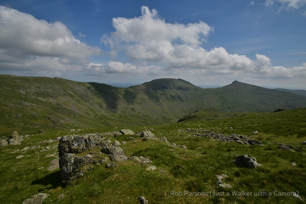 The Lake District: The Coniston Range by Rob Parsons (AKA Just a Walker with a Camera)