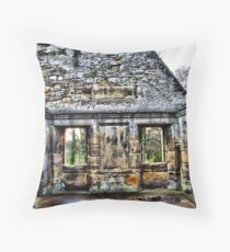st bridgets kirk  Throw Pillow