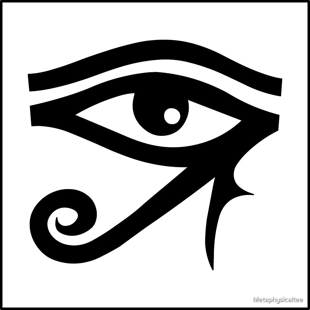 Eye of Ra by Metaphysicaltee