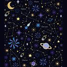 Starry Night  by CarlyWatts
