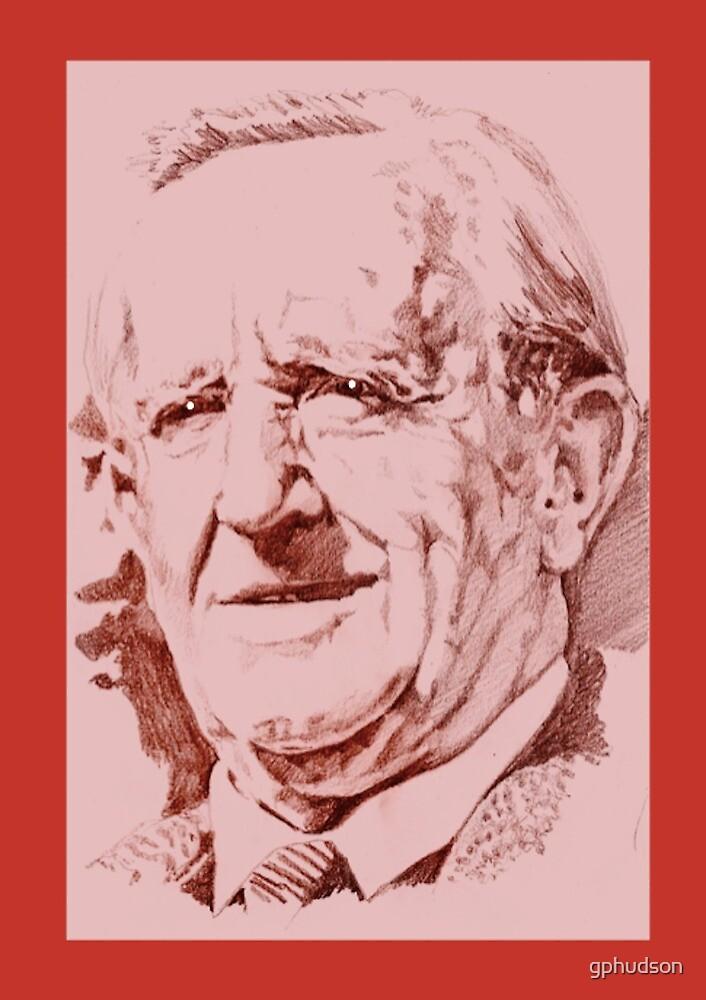 Tolkien (red) by gphudson
