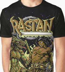 Rastan Title Graphic T-Shirt