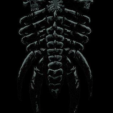 Necromancer Shield by Poogz