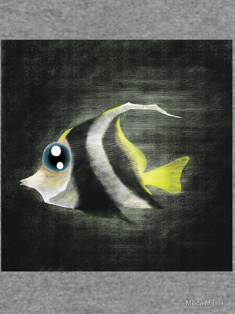 Angelfish by milicamijacic