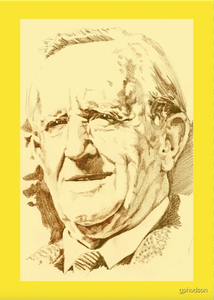 Tolkien (yellow) by gphudson