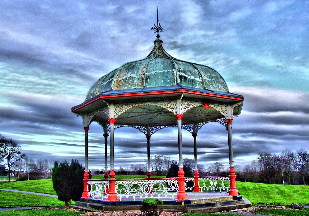 band stand by davey lennox