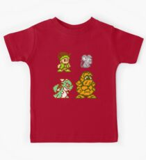 Little Samson - NES Sprite Kids Tee