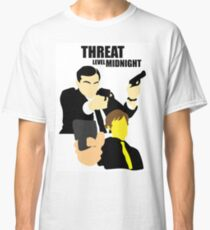 The Office - Threat Level Midnight Classic T-Shirt