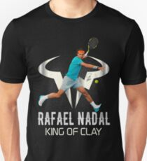 Rafael Nadal King of Clay T-Shirt