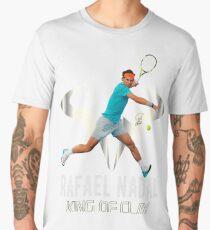Rafael Nadal King of Clay Men's Premium T-Shirt