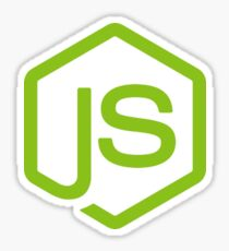 NODE JS Sticker