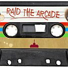 Raid the Arcade by jamiechall