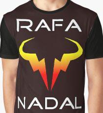 Rafa Nadal Tshirt Graphic T-Shirt