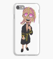 Lil Pump Bathrobe Money T-shirt Molly sticker iPhone Case/Skin