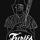 Baseball Furies Neon | The Warriors by AfroStudios