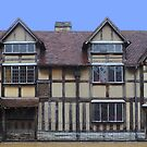 WIlliam Shakespeare's Birthplace by Paulychilds