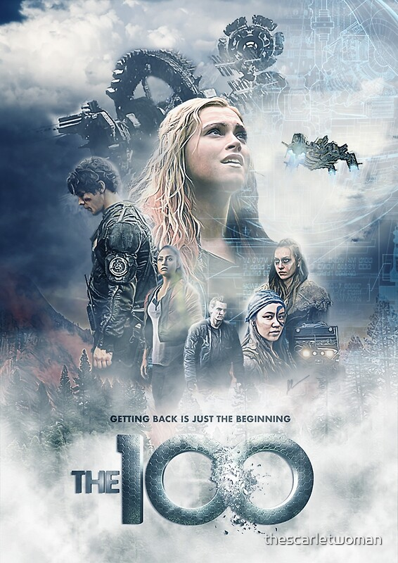 Image result for the 100 season 5 poster