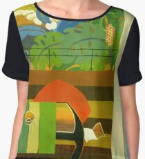 Footpath Women's Chiffon Top