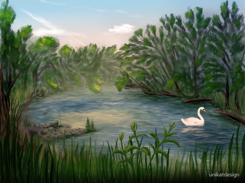 Swan by unikatdesign
