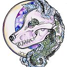 Wolf Skeleton by Ardent Shadows by ArdentShadows