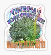 Theresas Magic Money Tree Sticker