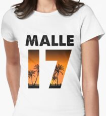 Malle 17 Women's Fitted T-Shirt