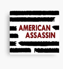 American ASSASSIN Canvas Print