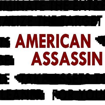 American ASSASSIN by Sasya