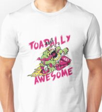 BattleToads   Toadally Awesome Turbo Tunnel Unisex T-Shirt