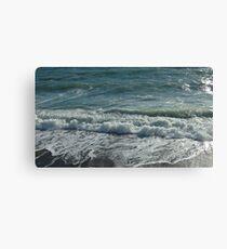 Dreamy shore Canvas Print