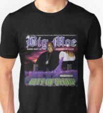 Big Moe: City Of Syrup Slim Fit T-Shirt