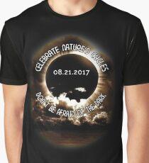 Solar Eclipse 8/21/17  Graphic T-Shirt