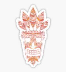 Aku Aku [Crash Bandicoot] Sticker