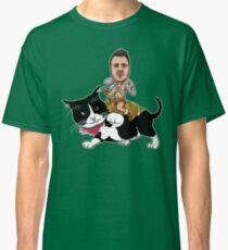 The Dollop: Gareth and Battle José Classic T-Shirt