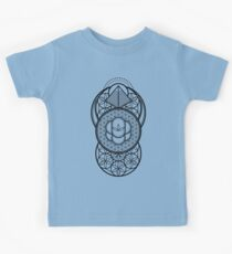 Ultra Sacred Geometry Kids Tee